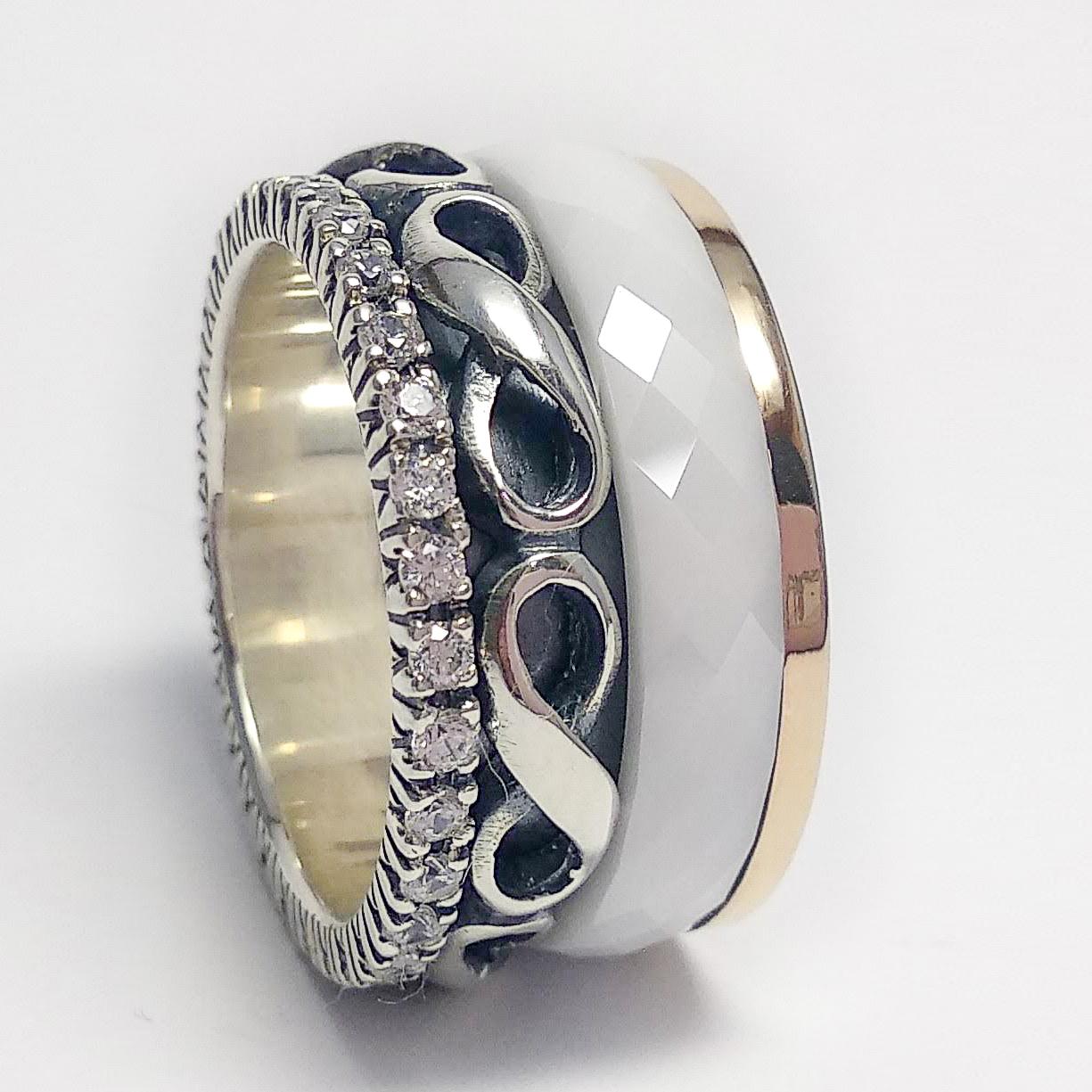 anéis noivado